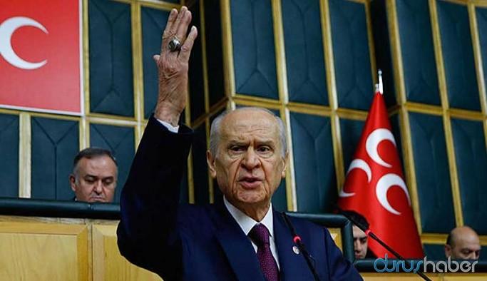 Bahçeli, Kılıçdaroğlu'nu hedef aldı: Yalanı meslek haline getirmesi rezalettir