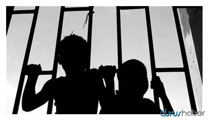 'Cezaevlerinde çocuklar yoksulluk içinde'
