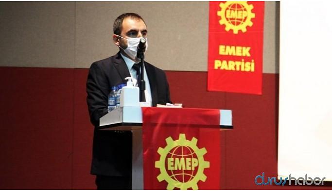 Emek Partisi yeni Genel Başkanını seçti