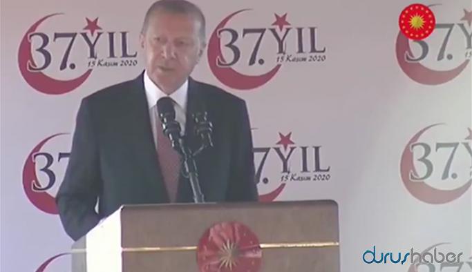 Erdoğan'dan Ersin Tatar'a 'Saray' önerisi