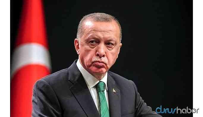 Erdoğan: Sus da adam sansınlar