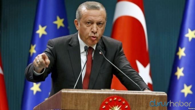 Erdoğan direksiyonu Şanghay'dan AB'ye kırdı