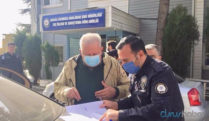 Eski bakan 'Cumhurbaşkanı'na hakaret'ten gözaltına alındı