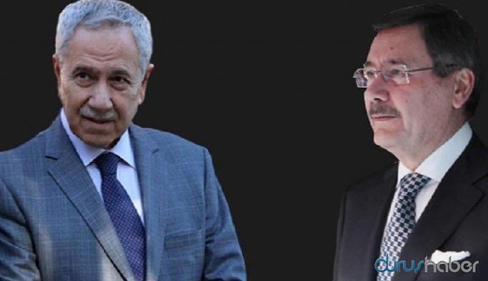 Melih Gökçek'ten Bülent Arınç'a Demirtaş tepkisi: Sen ne biçim...