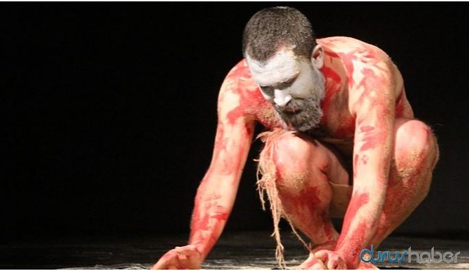 Hasankeyf'i anlatan 'Keypa12500' tiyatro oyunu sahnelendi