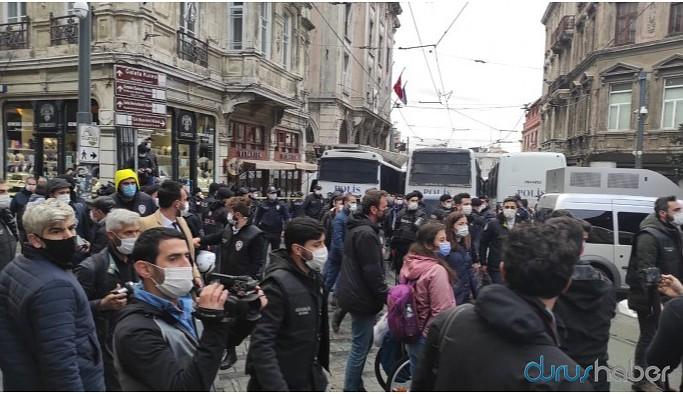 HDP'lilere müdahale: Çok sayıda gözaltı