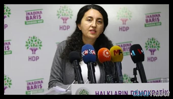 HDP: Reform açıklamaları aldatmaca