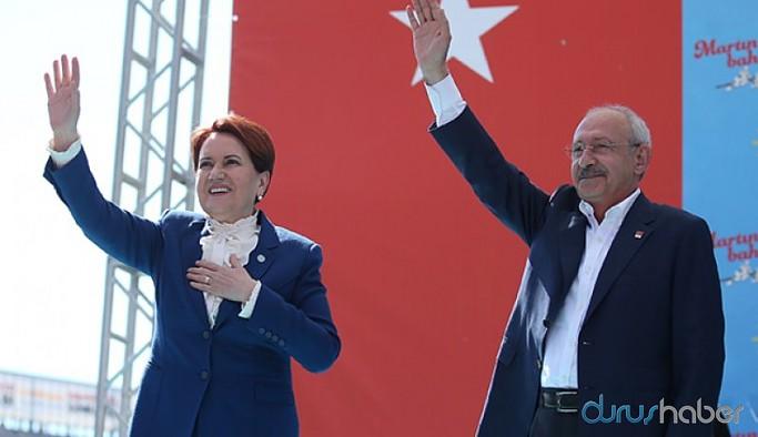 İyi Parti'den Millet İttifakı'nın dağıtılması iddialarıyla ilgili açıklama