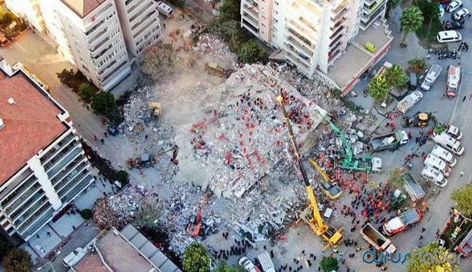İzmir depremi soruşturması: 9 kişi adliyeye sevk edildi