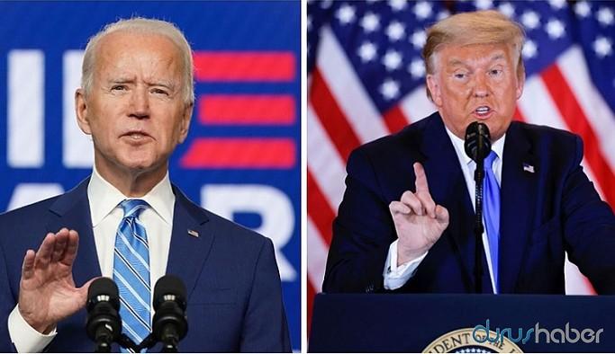 Joe Biden ABD'de 20 delegesi bulunan eyalette öne geçti