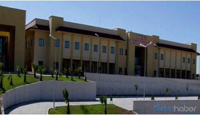 Kadirli Devlet Hastanesi'nde 50 sağlık çalışanı korona oldu