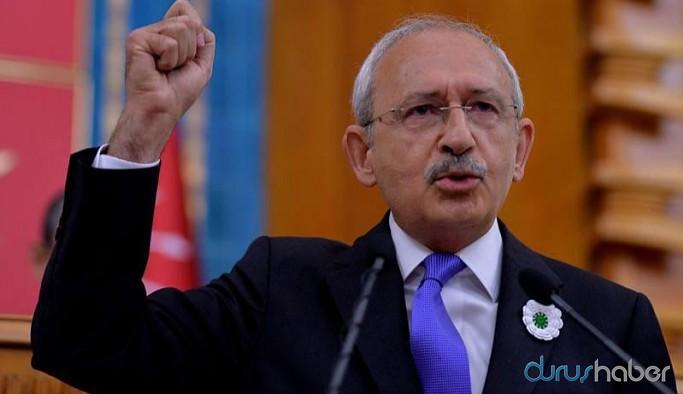 Kılıçdaroğlu'ndan Bahceli'ye rest: Dokunulmazlığımı kaldırmazsanız namertsiniz, vatan hainisiniz!