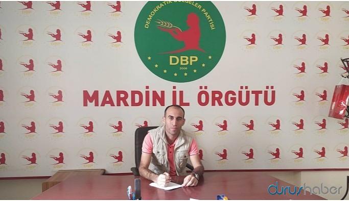 Kızıltepe'de 1 gözaltı