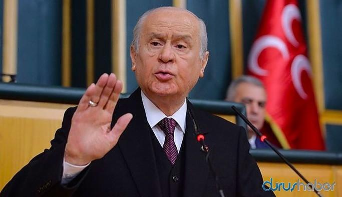 MHP lideri Bahçeli'den ABD seçimlerine ilişkin ilk açıklama