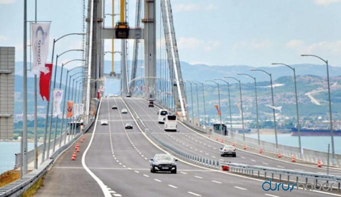Osmangazi Köprüsü ve Avrasya Tüneli'ni yapan şirketlere 10.7 milyar dolarlık kar!