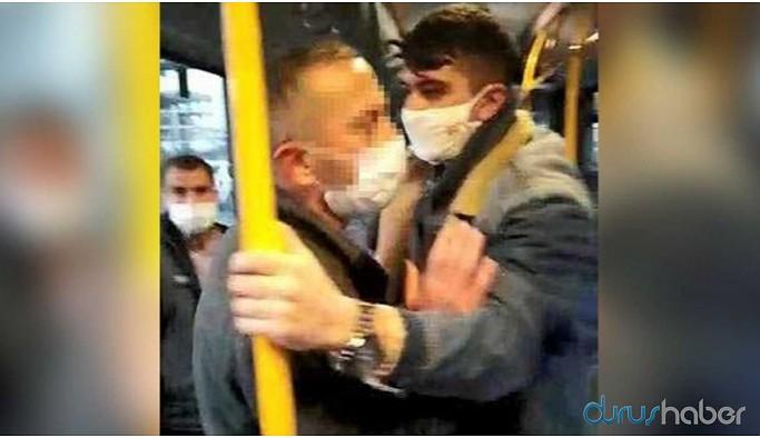 Otobüste kadınları taciz eden erkek tutuklandı