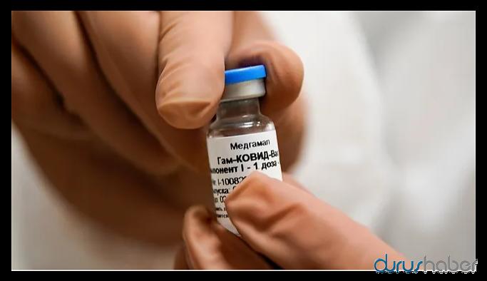 Rusya'dan Sputnik V aşısının fiyatına ilişkin açıklama