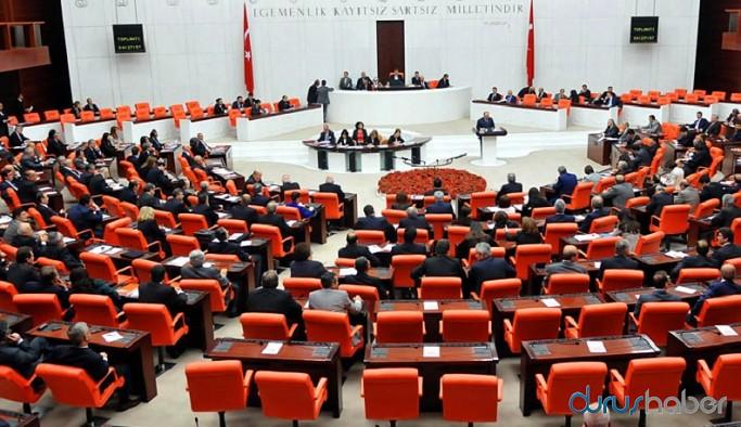 TBMM Genel Kurulu'nda 'Kürdistan' ve 'Alaattin Çakıcı' tartışması