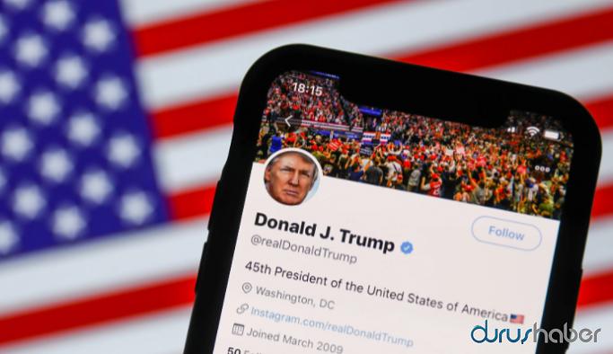 Twitter'dan Donald Trump'a sansür