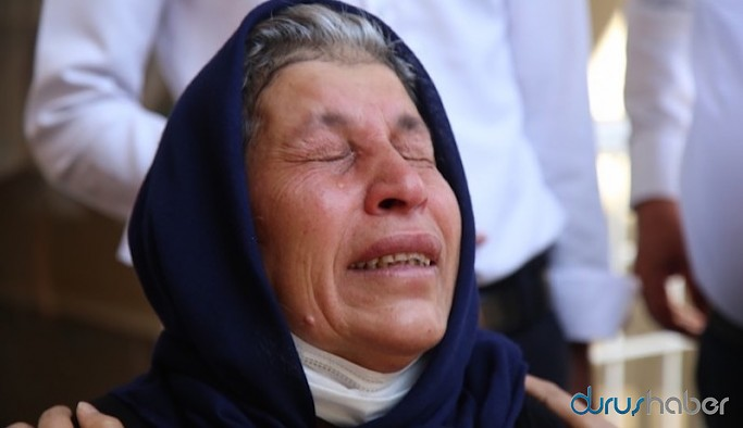Emine Şenyaşar: Adalet yok, zulüm devam ediyor