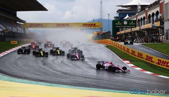 2021 Formula 1 takvimi onaylandı: Türkiye GP yok