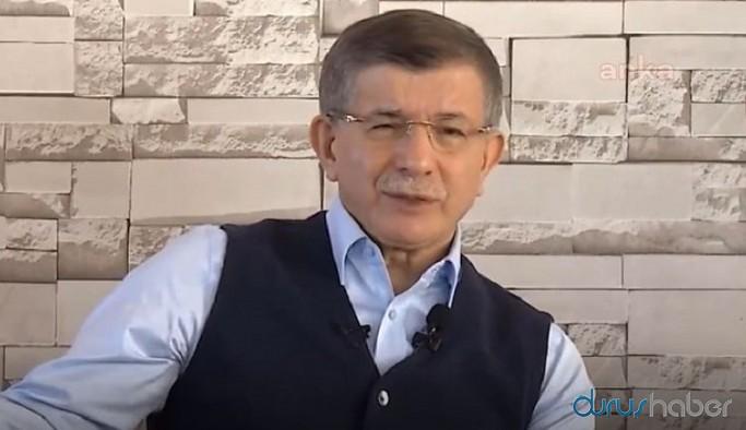 Ahmet Davutoğlu'ndan tarihi itiraf: 5 sene önce ben buraya geldiğimde...