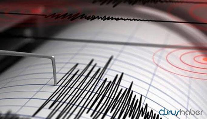 Akdeniz'de korkutan deprem! Antalya ve çevre illerden hissedildi