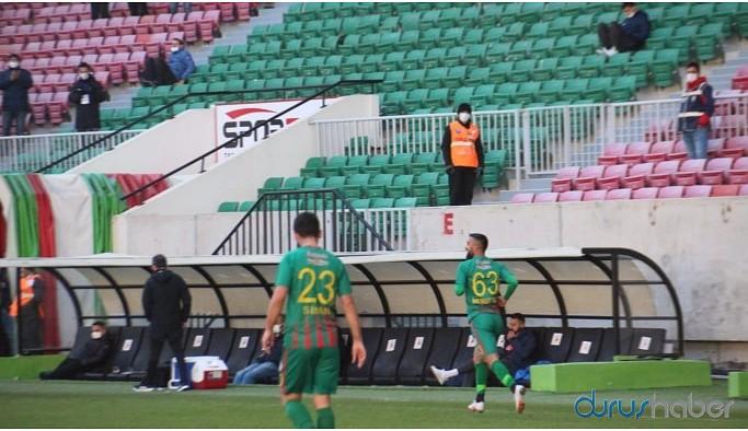 Amedspor sahasında 3-1 kazandı