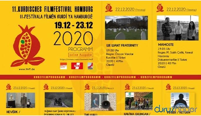 Hamburg Kürt Film Festivali başlıyor