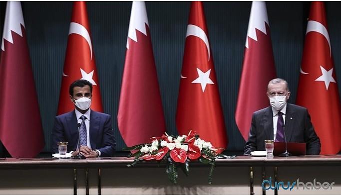 'Katar Anlaşması batan ekonominin göstergesidir'