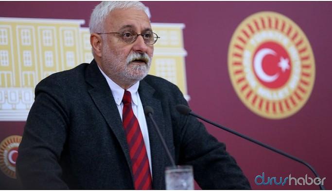 Oluç: Operasyonlarla HDP'nin siyasi faaliyetlerini engelleyemezsiniz