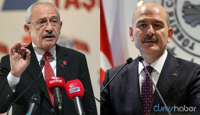Soylu'dan Kılıçdaroğlu'na 'dinleme' cevabı