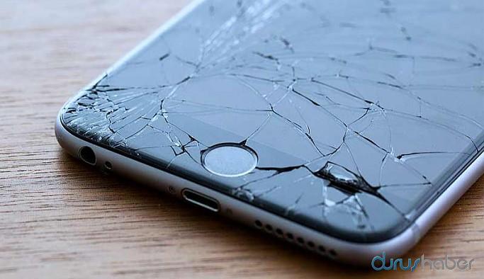 Telefonun çatlayan ekranını kendi kendine onarabilen malzeme üretildi