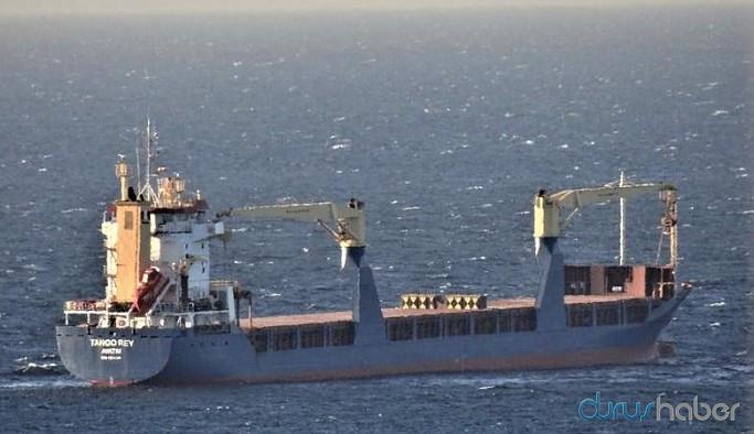 'Türk gemisine korsan saldırısı' iddiası