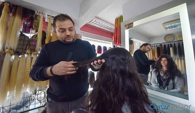 200 gram 'yerli saç' 2 bin lira