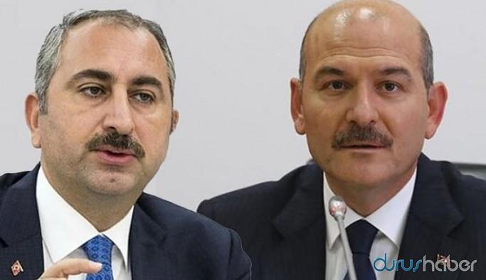 Adalet Bakanı Gül'den Süleyman Soylu'ya: Kanun dağıtımı sosyal medyada değil