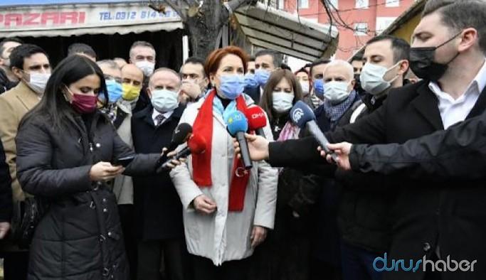 Akşener'den HDP ile 'ittifak' açıklaması