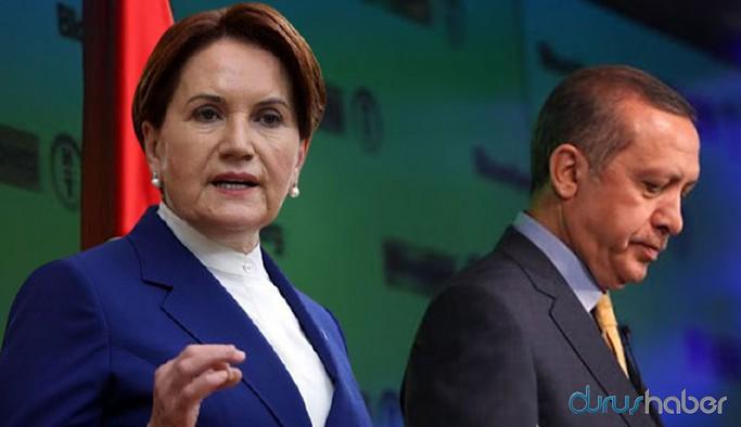 Akşener'den Erdoğan'a 'küçük ortağını medeniyet ve hukuk konusunda uyar' çağrısı