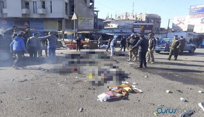 Bağdat'ta intihar saldırısı: Çok sayıda ölü ve yaralı var