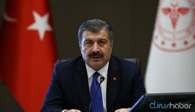 Bakan Koca'dan HDP'ye teşekkür