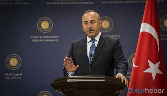 Çavuşoğlu'ndan Nijerya'da rehin alınan Türk gemisine ilişkin açıklama