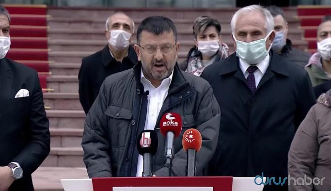 CHP'li Ağbaba: Ne sarayda ne AKP'de sokaktakilerin sesini duyan tek kişi yok