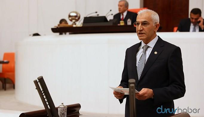 CHP'li Kılınç: MİT Başkanına yasada olmayan yetkiler veriliyor