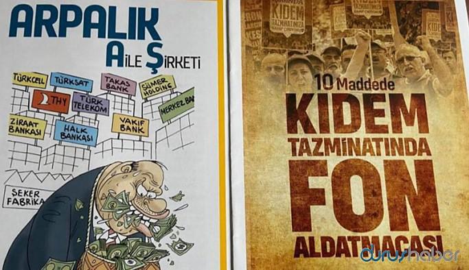 CHP'nin toplatılan kitapları geri verilme kararına rağmen iade edilmedi