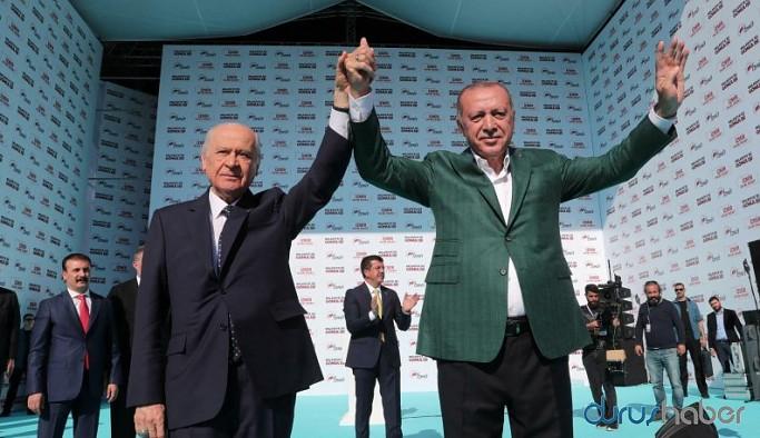 Cumhur İttifakı'nda HDP gerginliği: 'Bahçeli, Erdoğan'ın arayışlar içinde olduğunu gördü'