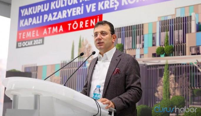Ekrem İmamoğlu: Oy versin, vermesin vatandaşla ilişkimiz değişmeyecek