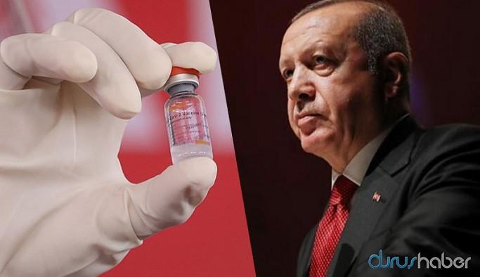 Erdoğan '10 milyon doz' demişti, 6 buçuk milyon doz aşı yarın geliyor