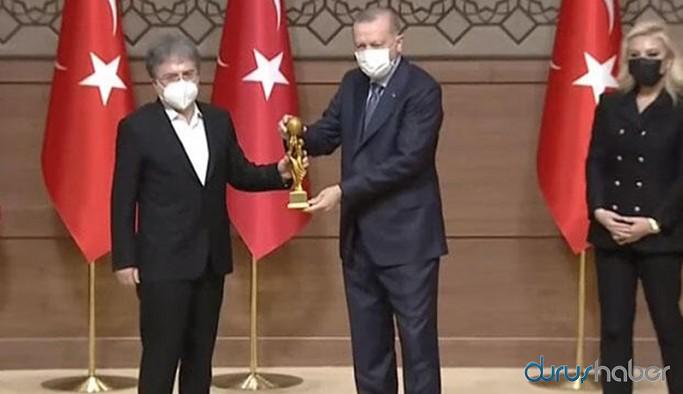 Erdoğan'dan sosyal medya şirketlerine: Cezalar kesilmeye başlayınca kuzu olmaya başladılar
