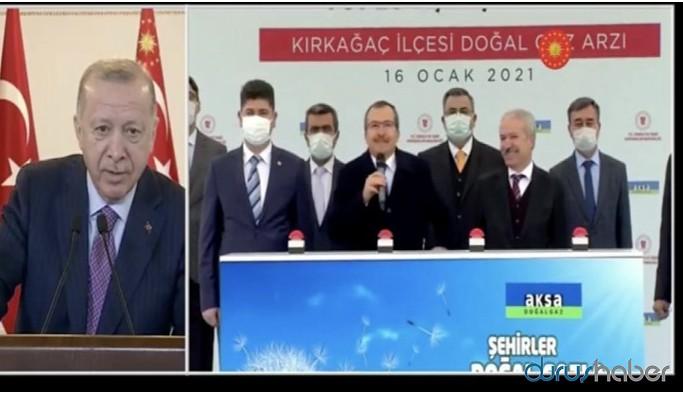 Erdoğan, EPDK ikinci başkanını canlı yayında azarladı