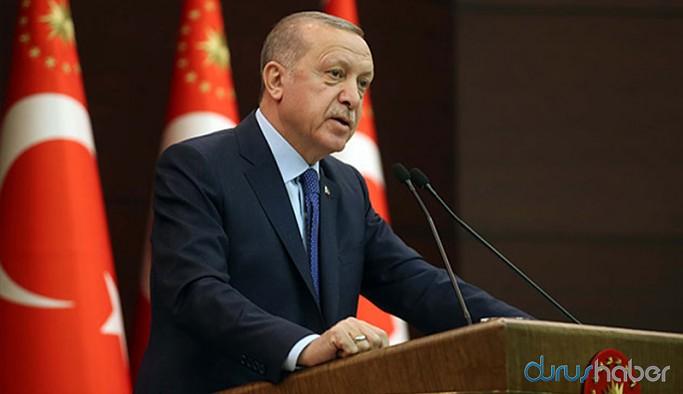 Erdoğan: Geleceğimizi Avrupa'da görüyoruz